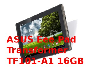 ASUS Eee Pad Transformer TF101-A1 16GB