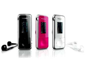 mp3 плеер philips gogear 2gb
