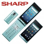 Sharp Aquos Phone 007SH Hybrid