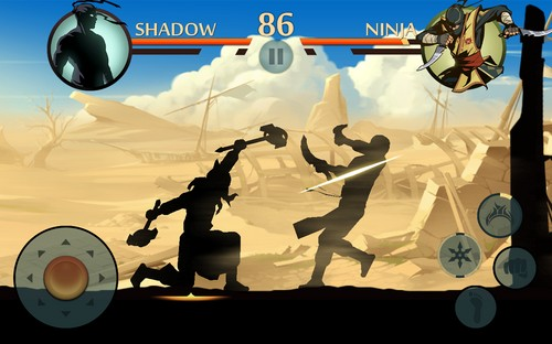 Все о Shadow Fight на Android